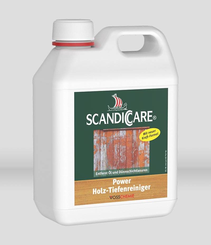 Power Tiefenreiniger Scandiccare