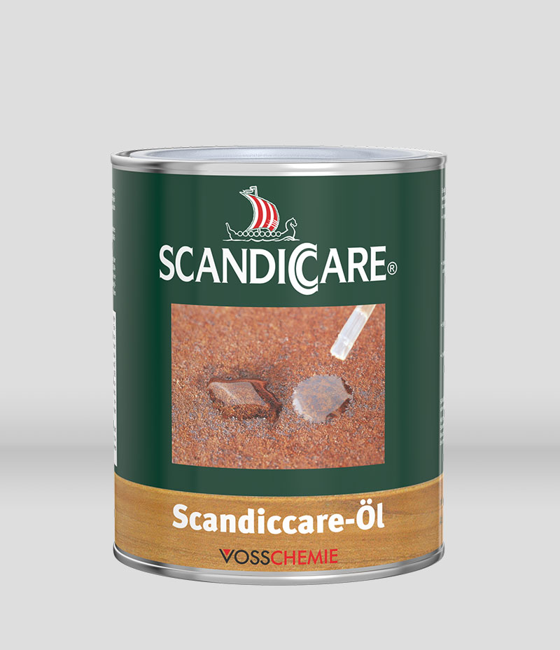 Scandiccare-Öl